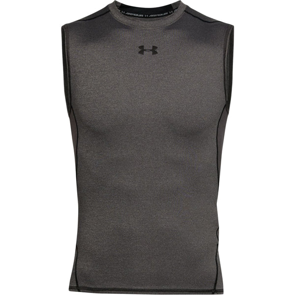 Under Armour Men's UA HeatGear Armour Sleeveless Compression Shirt