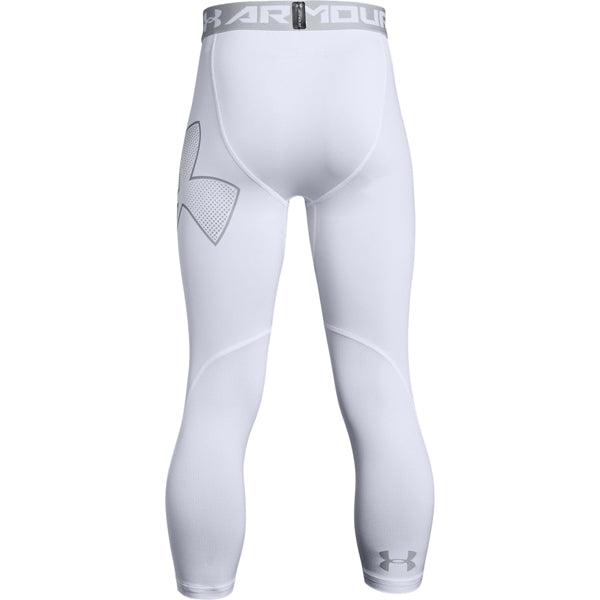 Boys' Armour 3/4 Logo Legging alternate view