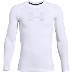 Boys' HeatGear Armour Long Sleeve Shirt