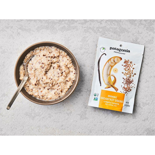 Organic Breakfast Grains - Creamy Banana (1 Serving) alternate view