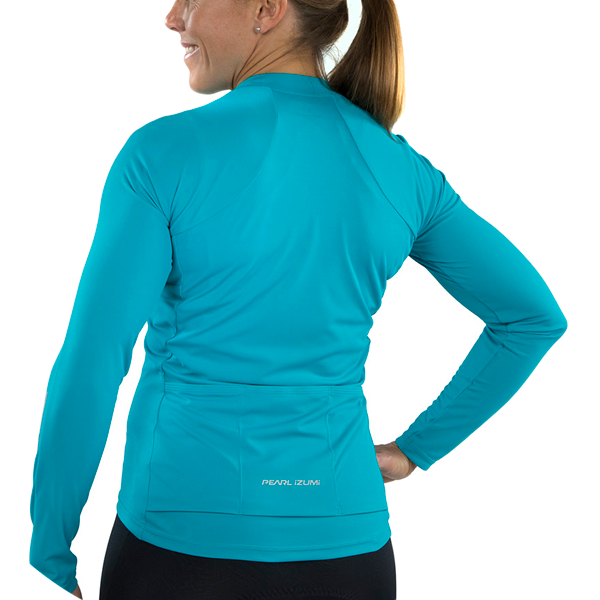 Women's Select Pursuit Long Sleeve Jersey alternate view