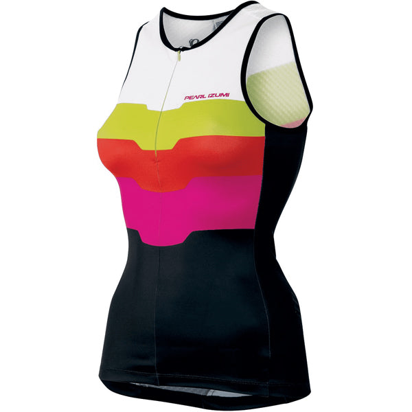 b8b71964b Women s Elite In-R-Cool LTD Tri Singlet - Team Pi Hot Pink – Sports ...