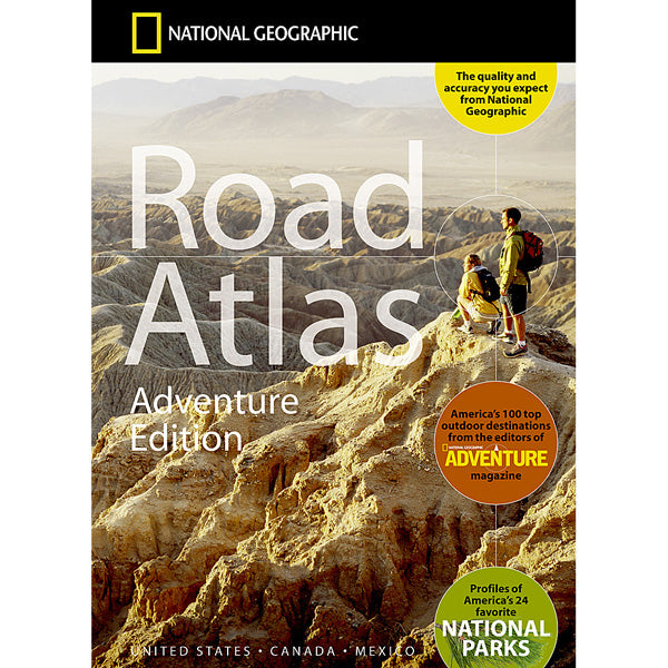 Road Atlas: Adventure Edition