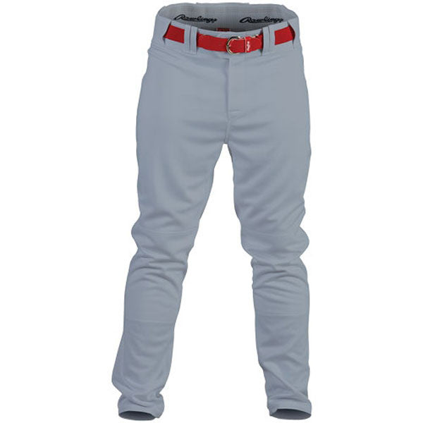 Men's Semi Relax Pant - Grey