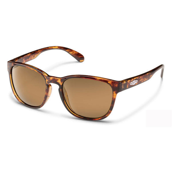 Loveseat - Tortoise/Sienna Mirror Polarized