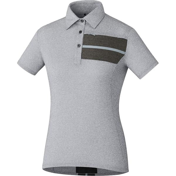Women's Transit Polo, Alloy - S featured view