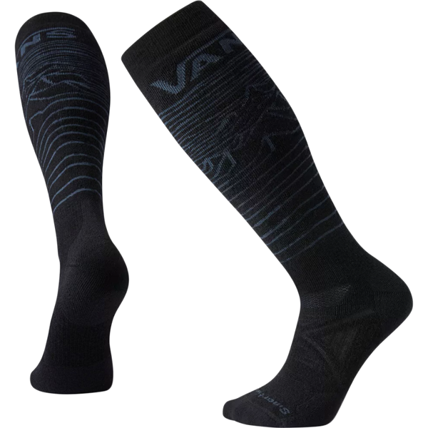 Smartwool PhD Snow VANS Bryan Iguchi Medium Sock