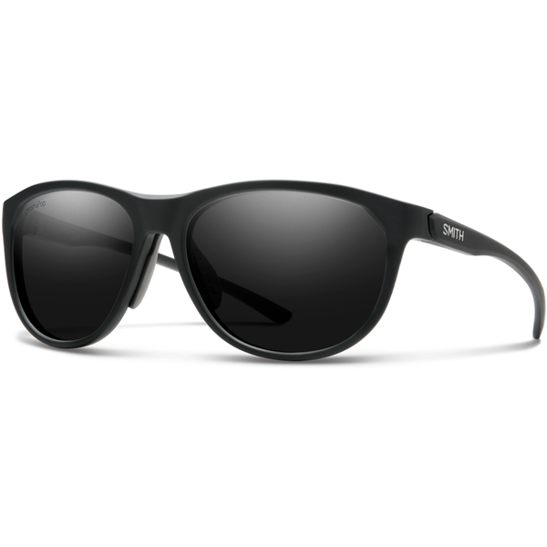 Uproar - Matte Black/ChromaPop Polarized Black