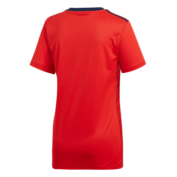 Women's Spain Home Jersey alternate view