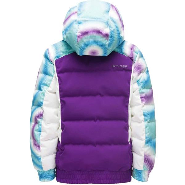 Girls' Bitsy Atlas Synthetic Down Jacket alternate view