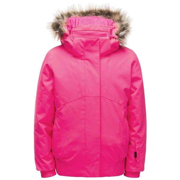 Spyder Girls' Bitsy Lola Jacket