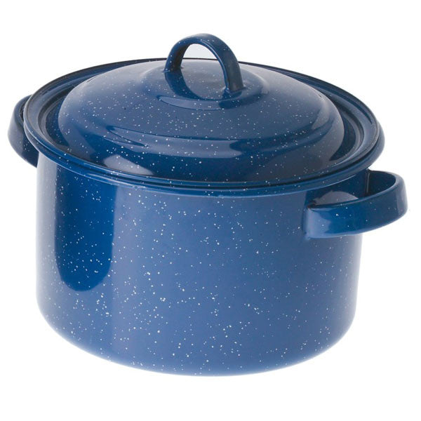 Stock Pot 5.75 Qt Blue