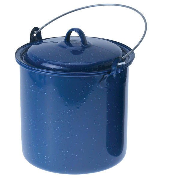 Straight Pot 3.5 Qt. Blue
