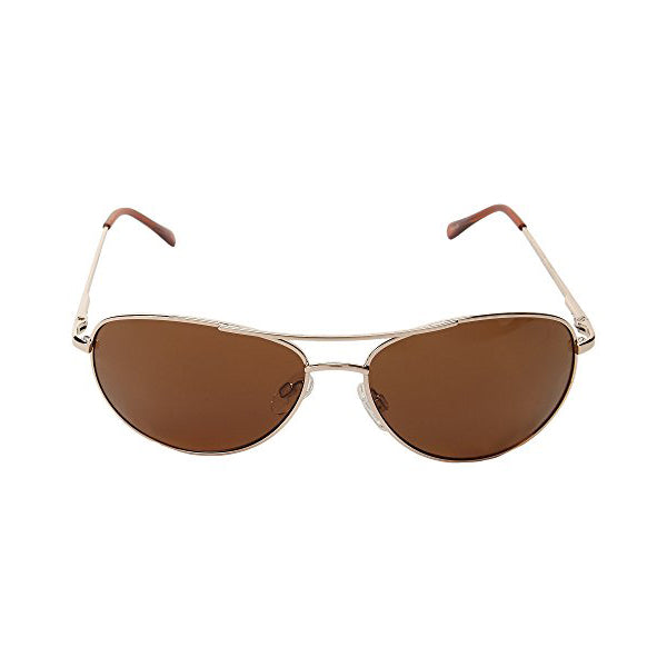 Patrol - Gold-Silver/Brown Polarized