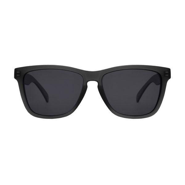 Headlands - Matte Black/Black Polarized