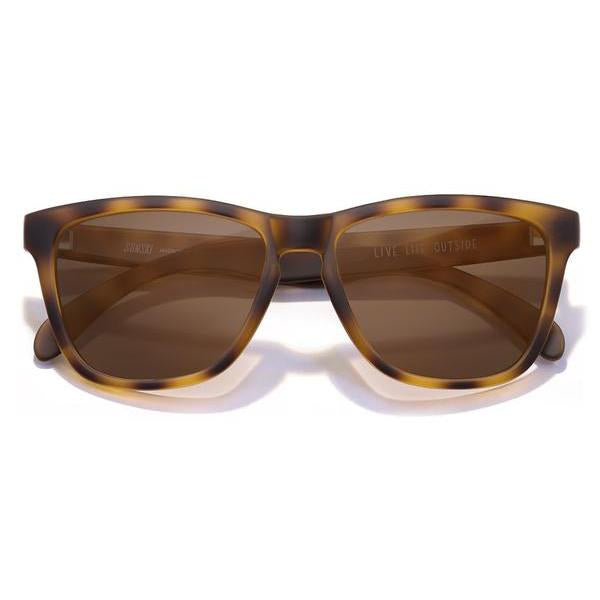 Madronas - Tortoise/Brown Polarized
