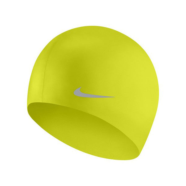 Youth Solid Silicone Cap