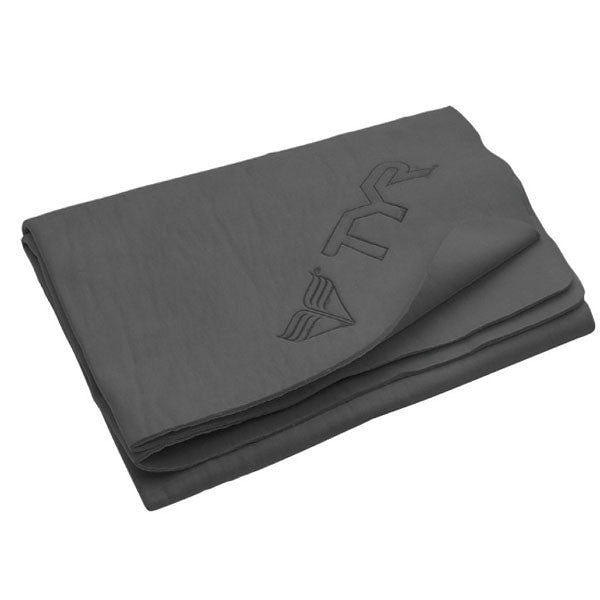 Large Dry Off Sport Towel - Charcoal