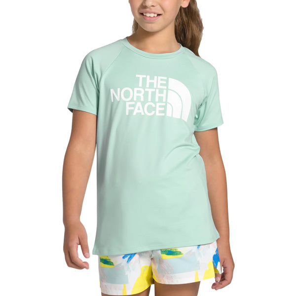 The North Face Girls' Short-Sleeve Class V Water Tee
