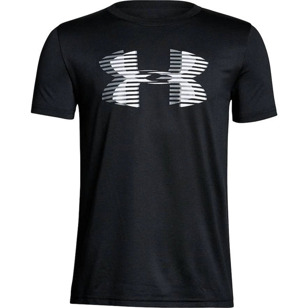 Under Armour Youth Tech Big Logo Short Sleeve Tee