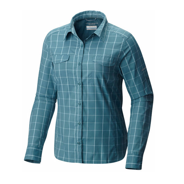 Women's Silver Ridge Lite Plaid LS Shirt
