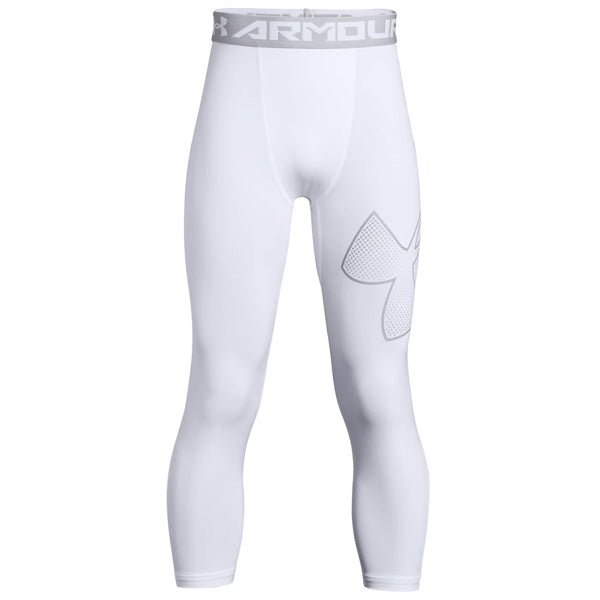 Boys' Armour 3/4 Logo Legging featured view