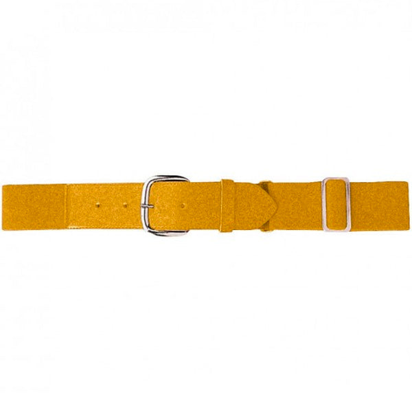 Youth Baseball Belt - Gold