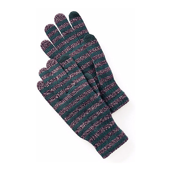 Striped Liner Glove