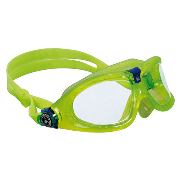 Seal Kid 2 Clear Lime/Blue
