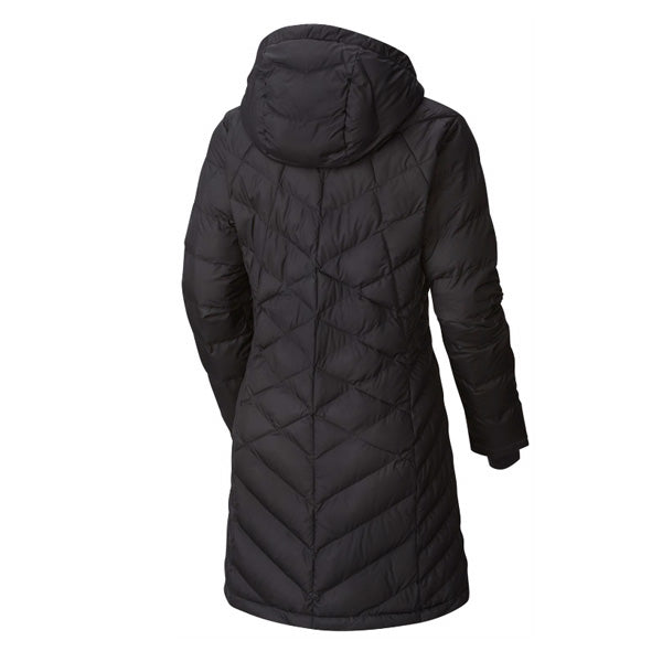 Women's Heavenly Long Hooded Jacket alternate view