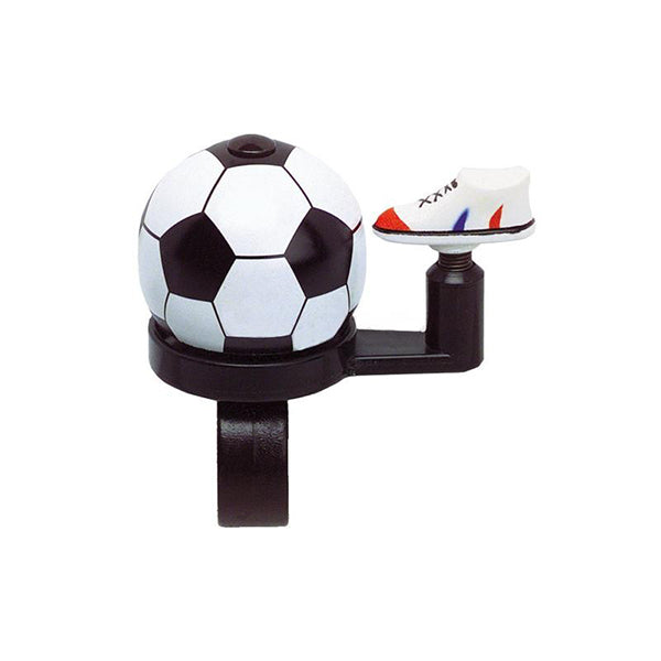 Dimension Soccer Ball w/ Shoe Bell