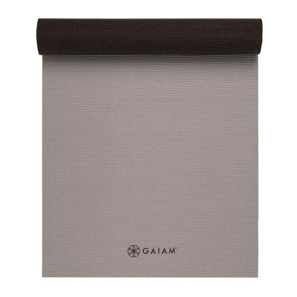 Gaiam Premium 2-Color Mat - 6 mm x 68