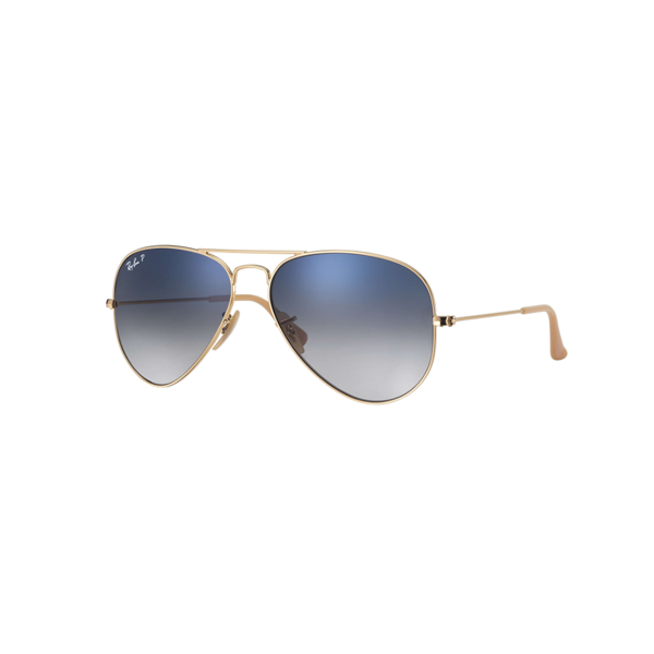 Aviator - Gold/Gradient Light Blue alternate view