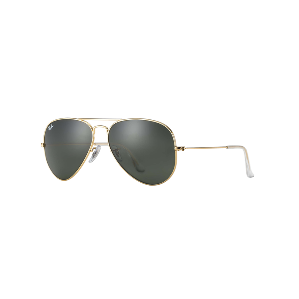 Aviator Classic Large - Gold/Green alternate view
