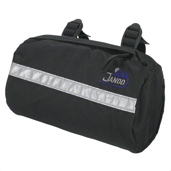 Jandd Bike Seat/Handlebar Bag