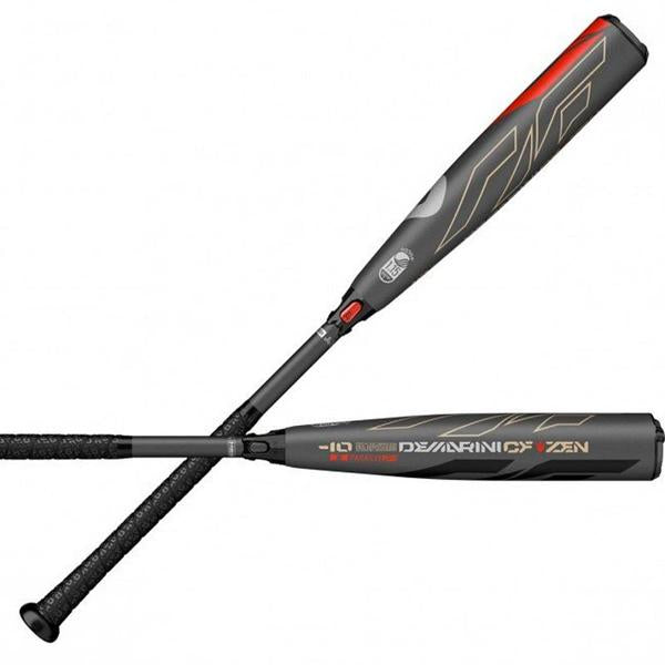 DeMarini CF Zen Youth Big Barrel Bat -10 USSSA