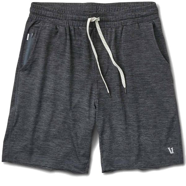 Vuori Men's Ponto Short - Charcoal Heather