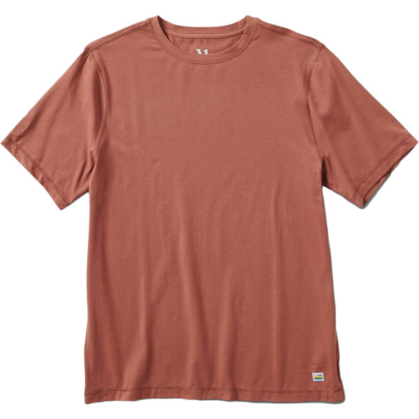 Vuori Men's Tuvalu Stretch Tee