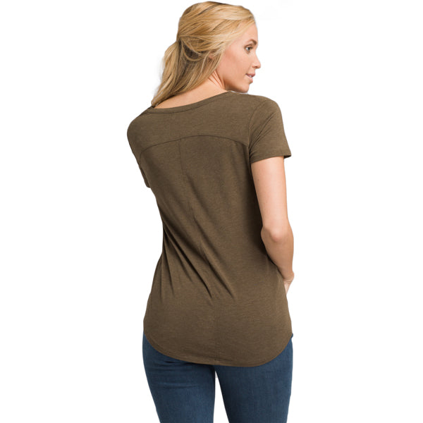 Women's Foundation Short Sleeve V-neck alternate view