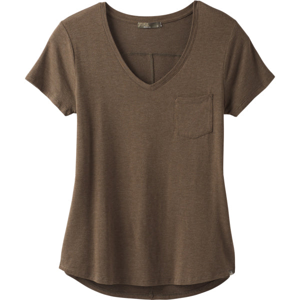 Women's Foundation Short Sleeve V-neck
