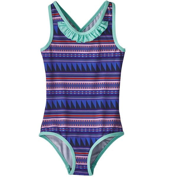 Girl's Baby QT Swimsuit featured view