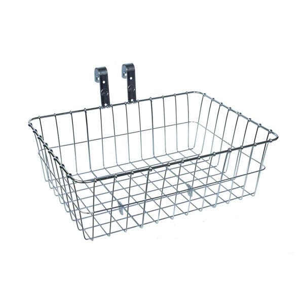 139 Front Bicycle Basket (18 X 13 X 6)