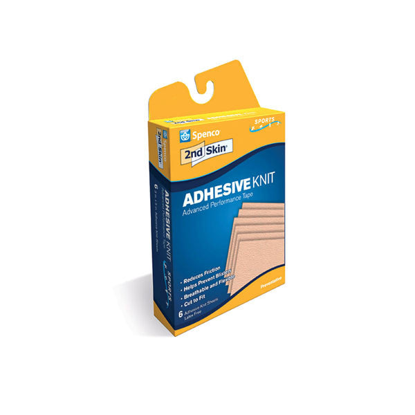 Spenco Medical Sports Adhesive Knit