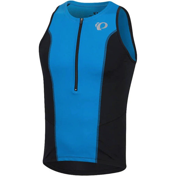 Men's Select Pursuit Tri Singlet - Atomic Blue/Black