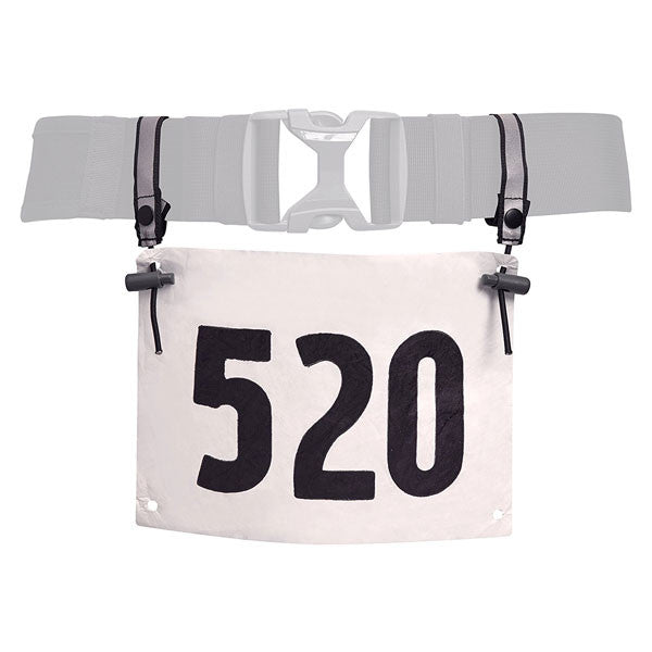 Race Number Attachments