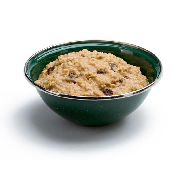 Hot Peanut Butter & Raisin Oatmeal Cereal (1 Serving) alternate view