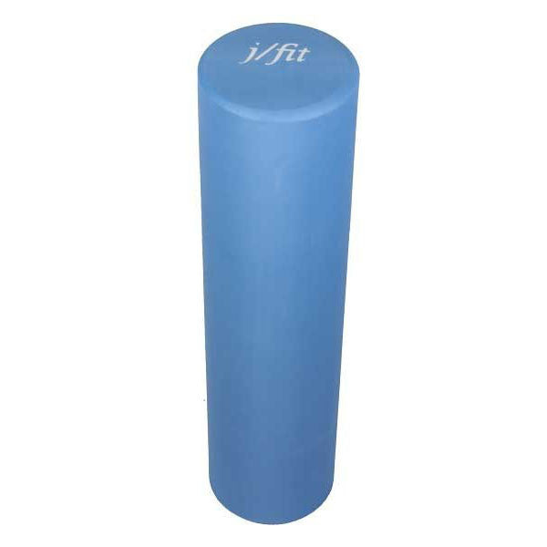 J/Fit EVA High-Density Roller, Blue - 36 x 6