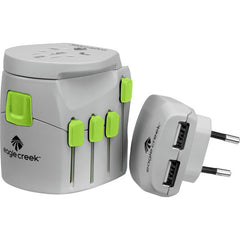 USB Universal Travel Adapter Pro