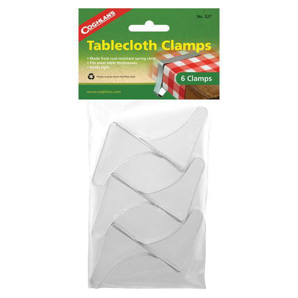 Table Cloth Clamps