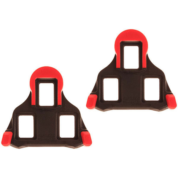 SM-SH10 SPD SL Fixed Mode Cleats Red